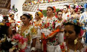 Festival El Cedral Cozumel